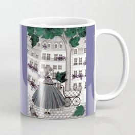 Hadessah's Leaf Coffee Mug