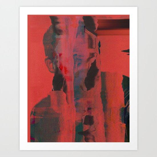 Untitled 20140804s Art Print