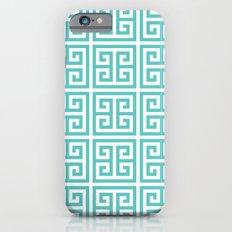 Greek Tiffany Slim Case iPhone 6s