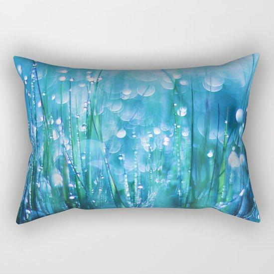 Crystals of Life Rectangular Pillow