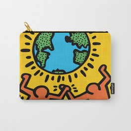 Homage to Keith Haring Carry-All Pouch