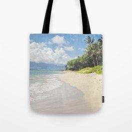 Kawililipoa Beach Kihei Maui Hawaii Tote Bag