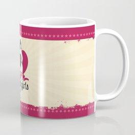 CJ Roberts' Pin-Up Girls Coffee Mug