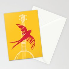 Swallow Stationery Cards