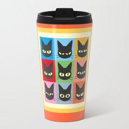 Nine emotions Travel Mug
