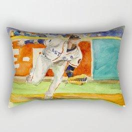 Yulieski Gurriel - Astros First Baseman Rectangular Pillow