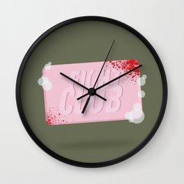 Minimal Flat Wall Clock