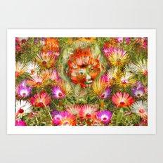 Spring Pleasure Art Print