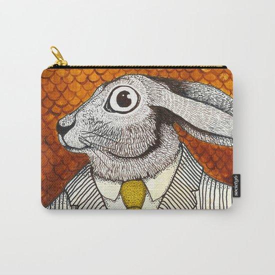 El conejo careta Carry-All Pouch