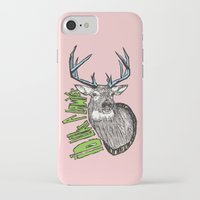 lawyer iPhone & iPod Cases featuring I'd like a lawyer by Monkey Chow