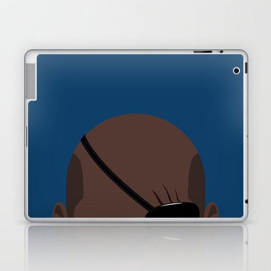 Nick Fury Laptop & iPad Skin