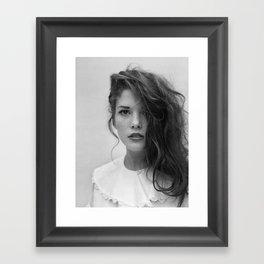 Creased Framed Art Print
