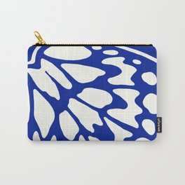 Butterfly Wings: Lapis Carry-All Pouch