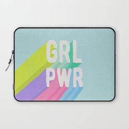 GRL PWR x Blue Laptop Sleeve