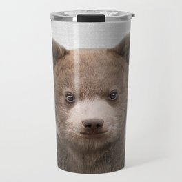 Baby Bear - Colorful Travel Mug