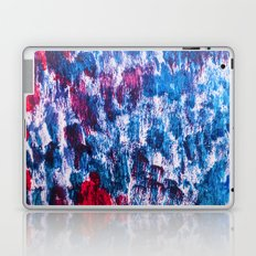 Fifty shades of blue Laptop & iPad Skin