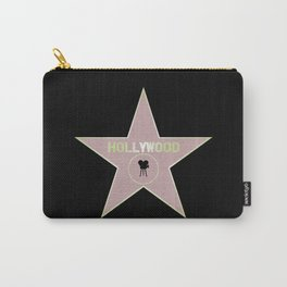 Hollywood Hall of fame Carry-All Pouch