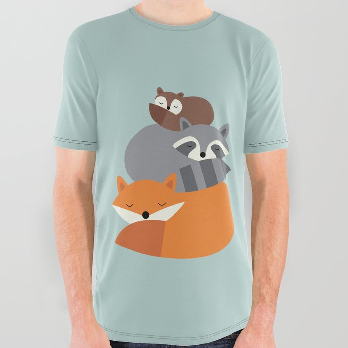 Dream_Together_All_Over_Graphic_Tee_by_Andy_Westface__Small