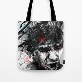 Spiral Combustion Tote Bag