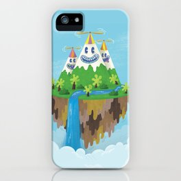 Flight of the Wild iPhone Case