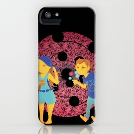 Young ones iPhone Case