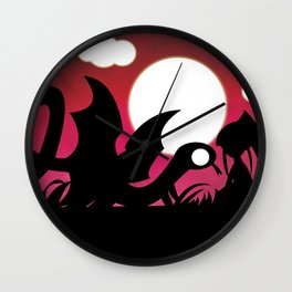 Monsters for Little Girls 005: Sly, with Rebecca Wall Clock