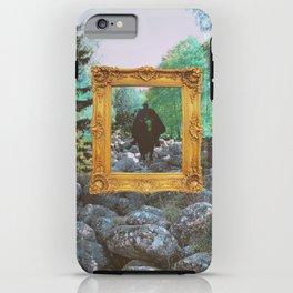 Braveness iPhone Case