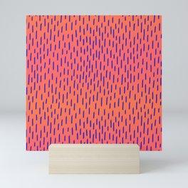 Sunset Dash Mini Art Print