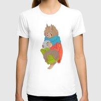 werewolf T-shirts featuring Werewolf by Chicherova Olga