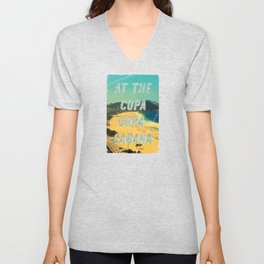 At the Copa Copacabana #1 – A Hell Songbook Edition Unisex V-Neck