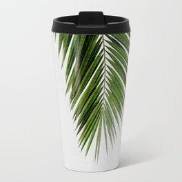 Palm Leaf I Travel Mug