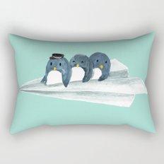 Let's travel the world Rectangular Pillow