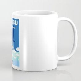 Malibu - California.  Coffee Mug