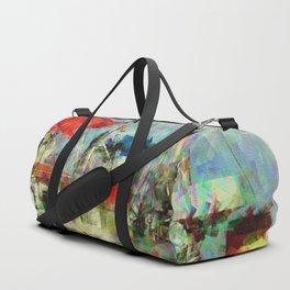 Harbor Watercolor Duffle Bag