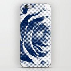 HALFTONE ROSE iPhone & iPod Skin