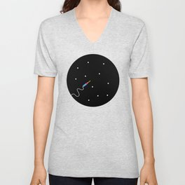 Aux Rocket Unisex V-Neck