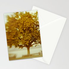 Dreamy Yellow Stationery Cards