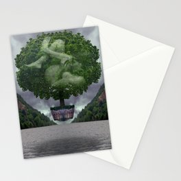 The Safety Series - Stormclouds Stationery Cards