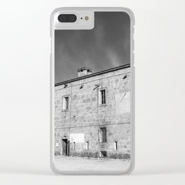Fortezza, Italy Clear iPhone Case
