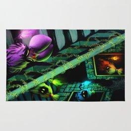 Zelda: Poe Sisters Rug