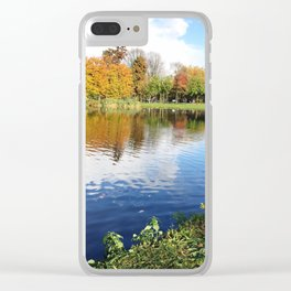 The amazing nature Clear iPhone Case