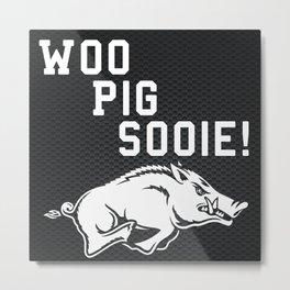 Mens Hogs Metal Print