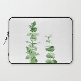 Eucalyptus leaves. Laptop Sleeve