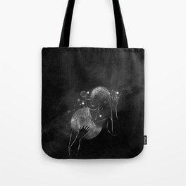 Chalkboard Dreamer Tote Bag