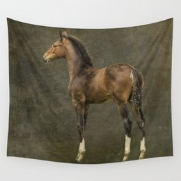 Bred for Beauty dk Wall Tapestry