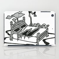 dessert iPad Cases featuring Dessert by Abstractink82