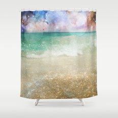 Interplanetary Shower Curtain