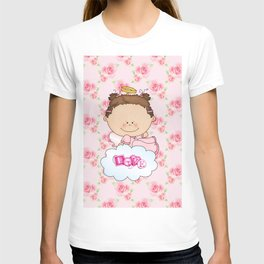 Baby Rose Is a Angel T-shirt