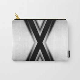 Double X Carry-All Pouch
