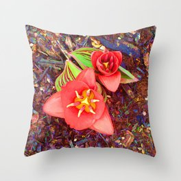 Spring Find Throw Pillow